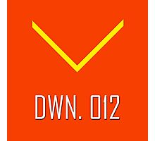 DWN.012 - Quick Man Photographic Print