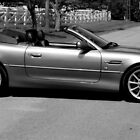 ASTON MARTIN DB7 THE BEST HOUR OF LIGHT by Daniel  Oyvetsky
