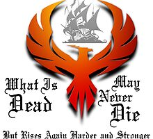 "The Pirate Bay -- ""What is Dead May Never Die"" by heimskringla"