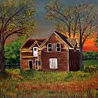 Old Farmhouse by maggie326