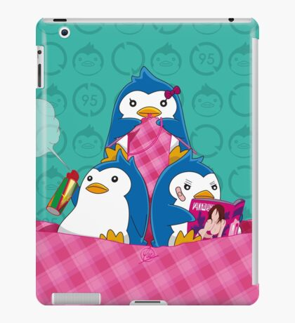 1-2-3 / We are Family! iPad Case/Skin