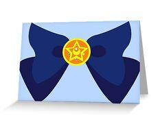 Sailor Venus Ribbon (Sailor Moon) Greeting Card