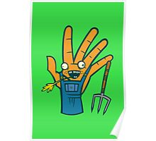 Farm Hand Poster