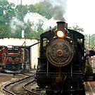 Locomotive #40 by Jamie Tucker