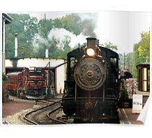 Locomotive #40 Poster