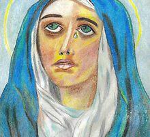 sister Mary Magdalene by eztransfer
