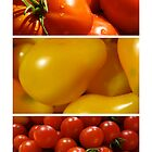 Tomatoes by Heidi Hermes