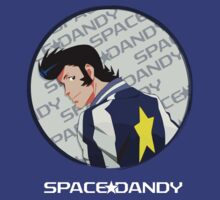 Space Dandy t-shirt / Phone case / More 1 by zehel