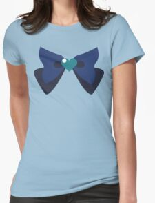 Sailor Neptune Ribbon (Sailor Moon) Womens Fitted T-Shirt