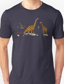 Brachiosaurus Unisex T-Shirt