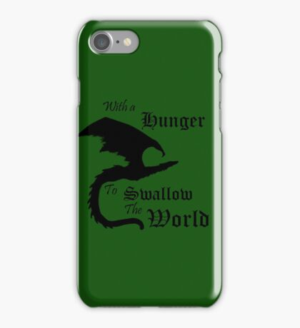 The World Eater iPhone Case/Skin