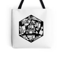 20 Sides Dungeon Tote Bag