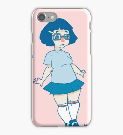 smart,strong,sensual woman (Tina fanart) iPhone Case/Skin