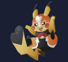 Pikachu Libre! Kids Clothes