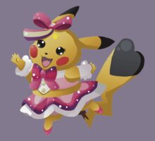 Pikachu Pop Star Kids Clothes