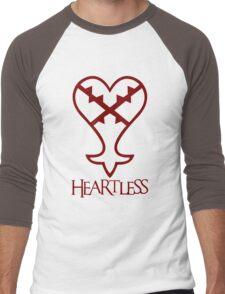 Heartless - Kingdom Hearts T-shirt / Phone case / More 3 Men's Baseball ¾ T-Shirt