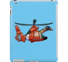 US Coast Guard Giraffe iPad Case/Skin