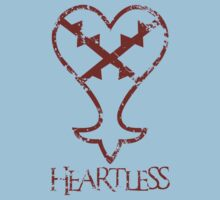 Heartless - Kingdom Hearts T-shirt / Phone case / More 4 Kids Clothes