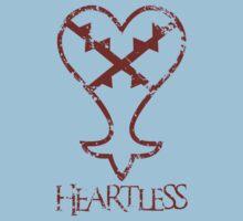 Heartless - Kingdom Hearts T-shirt / Phone case / More 4 Kids Tee