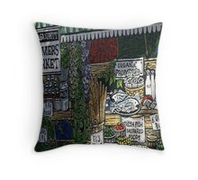 Those were the days.... Throw Pillow