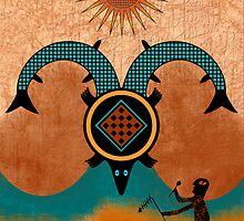 Mimbres Ritual by Sena