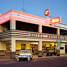 Hotel Australia - Corowa by Darren Stones