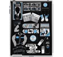 Back to the Future Part 2 iPad Case/Skin