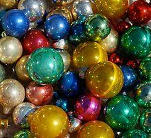 Ornaments by Robert Baker