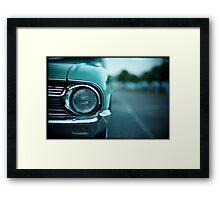 Headlight Framed Print