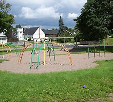 Forgotton Playground by Glenn Esau
