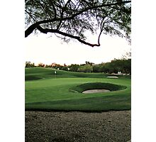 TCP Scottsdale: Stadium Course Photographic Print
