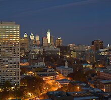 Philadelphia Downtown/Center City and Old City (Alan Copson © 2007) by Alan Copson
