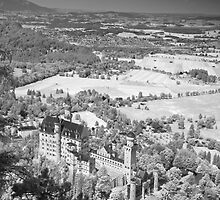 Neuschwanstein Castle. Bavaria. (Alan Copson ©) by Alan Copson