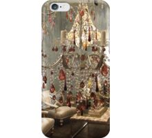 Several Chandeliers at Bliss Design iPhone Case/Skin