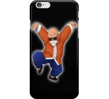 dragon ball Roshi iPhone Case/Skin