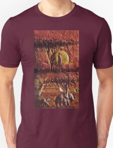 Exclusive: My Creations Artistic Sculpture Relief fact Main PAINT Way to Picasso !  3  (Photography  & Design & Illustration) (c)(h) by Olao-Olavia / Okaio Créations Unisex T-Shirt