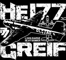 Heinkel He 177 by deathdagger