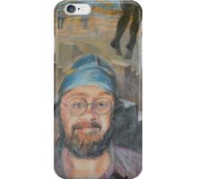 Almost All The Girls Are Taller Than Me - Portrait In Crayon iPhone Case/Skin