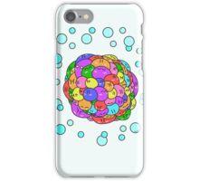 Blob Explosion  iPhone Case/Skin