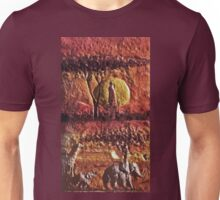 Exclusive: My Creations Artistic Sculpture Relief fact Main  PAINT 2 (c)(h) by Olao-Olavia / Okaio Créations Unisex T-Shirt