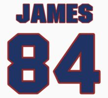 National football player James Brim jersey 84 by imsport