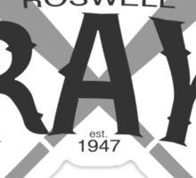 Roswell Grays Baseball Sticker