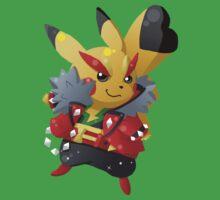 Pikachu Rock Star Kids Clothes