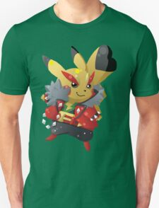 Pikachu Rock Star T-Shirt
