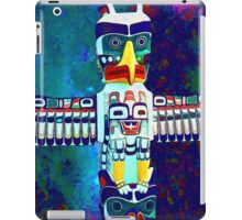 Totem of the First Nations iPad Case/Skin