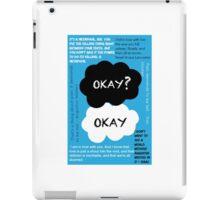 TFIOS Quotes iPad Case/Skin