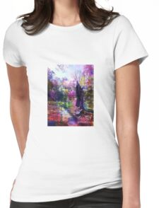 Retroscape  Womens Fitted T-Shirt