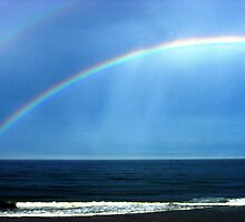 Over the Rainbow by Judy Yanke Fritzges