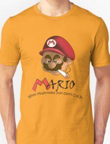 No Go Mario T-Shirt