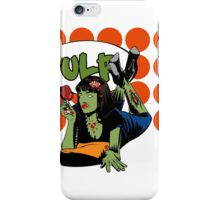 Zombie Pop Art Girl Pulp iPhone Case/Skin